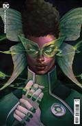 Green Lantern #5 Cvr B Juliet Nneka Card Stock Var
