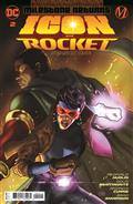 Icon & Rocket Season One #2 (of 6) Cvr A Taurin Clarke