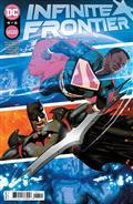 Infinite Frontier #4 (of 6) Cvr A Mitch Gerads