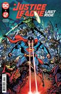 Justice League Last Ride #4 (of 7) Cvr A Darick Robertson