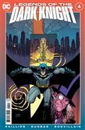 Legends of The Dark Knight #4 Cvr A Max Dunbar