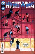 Nightwing #83 Cvr A Bruno Redondo