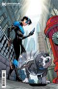 Nightwing #83 Cvr B Max Dunbar Card Stock Var