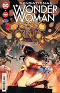 Sensational Wonder Woman #6 Cvr A Belen Ortega