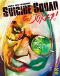 Suicide Squad Get Joker #2 (of 3) Cvr A Alex Maleev (MR)