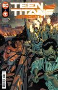 Teen Titans Academy #6 Cvr A Rafa Sandoval