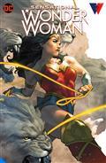 Sensational Wonder Woman TP Vol 01