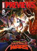 Marvel Previews May 2015 Extras (Net) *Special Discount*