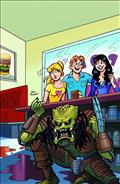 Archie vs Predator #2 Parent Main Cvr