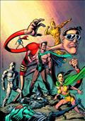 Convergence Plastic Man Freedom Fighters #2 *Clearance*
