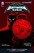 Batman & Robin TP Vol 05 The Big Burn (N52) *Special Discount*