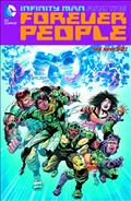 Infinity Man And The Forever People TP Vol 01 *Special Discount*