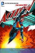 Superman Action Comics TP Vol 05 What Lies Beneath (N52) *Special Discount*