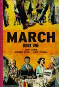 March GN Book 01 (New Ptg) (Jun131298)