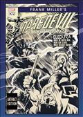 Frank Millers Daredevil Artifact Ed HC (Net) (C: 0-0-1)