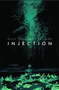 Injection #1 Cvr A Shalvey & Bellaire (MR) *Special Discount*