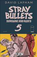 Stray Bullets Sunshine & Roses #5 (MR)