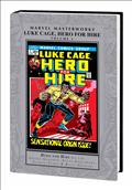 MMW Luke Cage Hero For Hire HC Vol 01 *Special Discount*