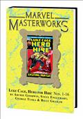 MMW Luke Cage Hero For Hire HC Vol 01 Dm Var Ed 222 *Special Discount*