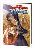 All New Captain America Prem HC Vol 01 Hydra Ascendant Dm Va *Special Discount*