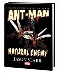 Ant-Man Natural Enemy Prose Novel HC *Special Discount*