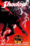 Shadow Year One Omnibus TP (C: 0-1-2) *Special Discount*