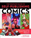 Complete Guide To Self Publishing Comics SC *Special Discount*