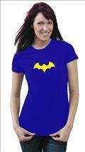 Batgirl Symbol Womens T/S Lg (C: 1-1-0)