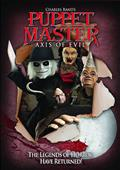Puppet Master Axis of Evil DVD (MR) (C: 1-1-1)