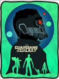 Gotg Starlord Fleece Blanket (C: 1-1-2)
