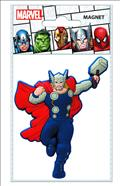 Thor Soft Touch Pvc Magnet (C: 1-1-2)