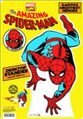 Marvel Heroes Classic Spider-Man Desktop Standee (C: 1-1-2)