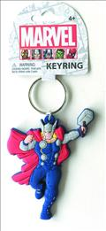 Thor Figural Soft Touch Pvc Keyring (C: 1-1-2)