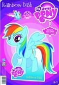 Mlp Rainbow Dash Desktop Standee (C: 1-1-2)