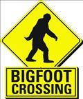 Bigfoot Crossing Magnet (C: 1-1-2)