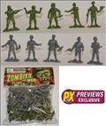 Zombies At War PX Fig 35-Ct Bag (Net) (O/A)