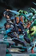 Titans #11 (Lazarus)
