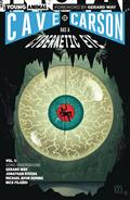 Cave Carson Has A Cybernetic Eye TP Vol 01 Going  Undergroun *Special Discount*