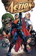 Superman Action Comics Rebirth Dlx Coll HC Book 01 *Special Discount*