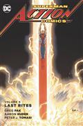 Superman Action Comics TP Vol 09 Last Rites *Special Discount*