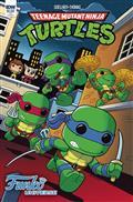 Teenage Mutant Ninja Turtles Funko Universe Funko Toy Var