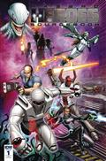 Hasbro Heroes Sourcebook #1