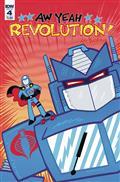 Revolution Aw Yeah #4