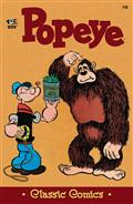 Popeye Classics Ongoing #58