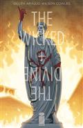 Wicked & Divine 455 Ad #1 (One-Shot) Cvr A Mckelvie & Wilson