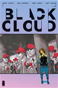 Black Cloud #2 (MR)