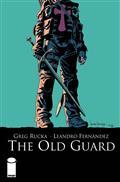 Old Guard #4 (MR)
