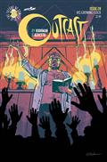 Outcast By Kirkman & Azaceta #28 (MR)