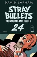 Stray Bullets Sunshine & Roses #24 (MR)