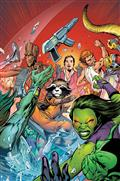 Guardians of Galaxy Mother Entropy #3 (of 5)